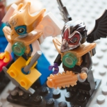 Lego Rock Concert Guitarists One